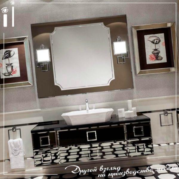 Люксовая мебель для ванной комнаты