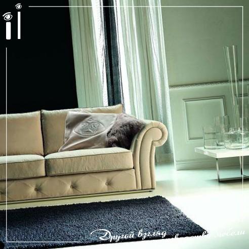 Качественный кожаный угловой диван