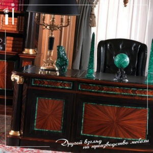 Мебель в классическом стиле для кабинета