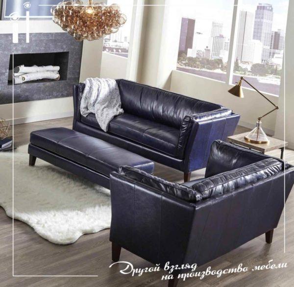 Купить кожаный диван в Краснодаре
