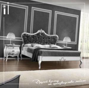 Мебель для спальни в классическом стиле