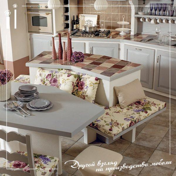 Кухня. Art - 4116