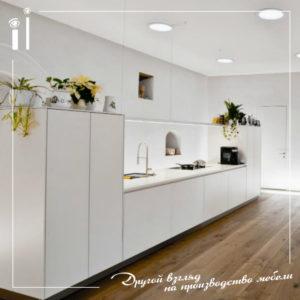 Белоснежная кухня. Art - 4107