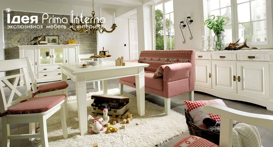 Мебель из массива на заказ в Краснодаре