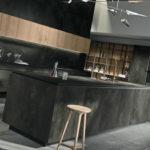 Кухни с керамическими фасадами