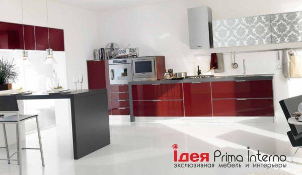 Изготовление кухонь по дизайнерским проектам