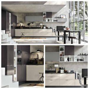 Идеи дизайна кухни для большого дома
