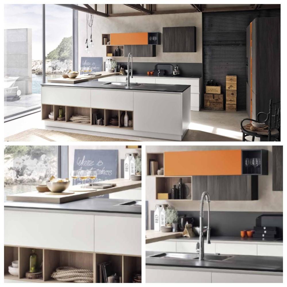 Идеи дизайна кухни для квартиры с панорамными окнами