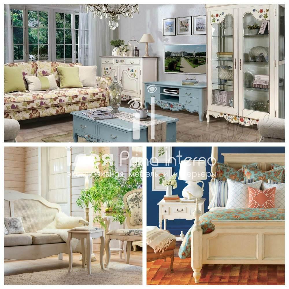 Мебель в стиле прованс в Краснодаре