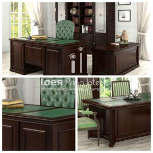 Кабинет руководителя мебель: столы, шкафы, переговорные