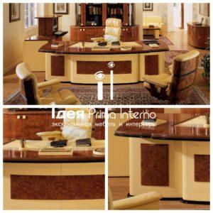 Шикарный стол для кабинета руководителя