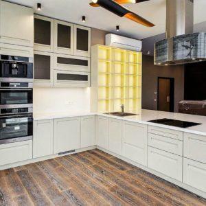 Кухня в современном стиле от Александра Михайлова