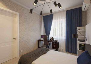 Кровать и тумбы в спальню