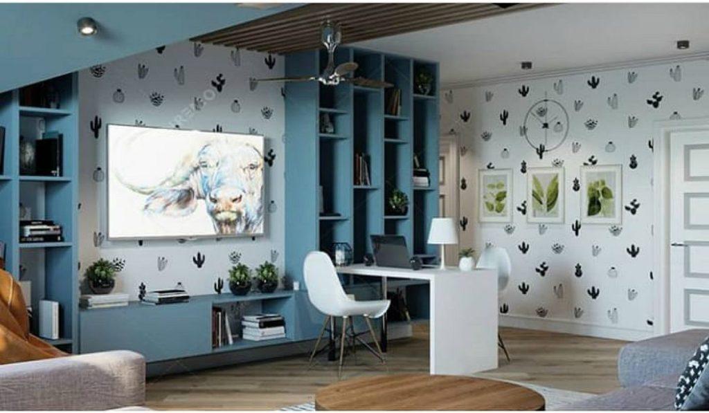 Мебель для домашних кабинетов в едином