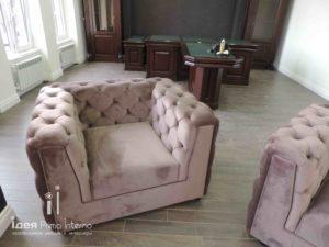 Мягкая мебель на заказа по индивидуальным размерам в Краснодаре