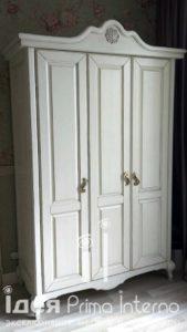 Шкаф на заказ по индивидуальному размеру в Краснодаре